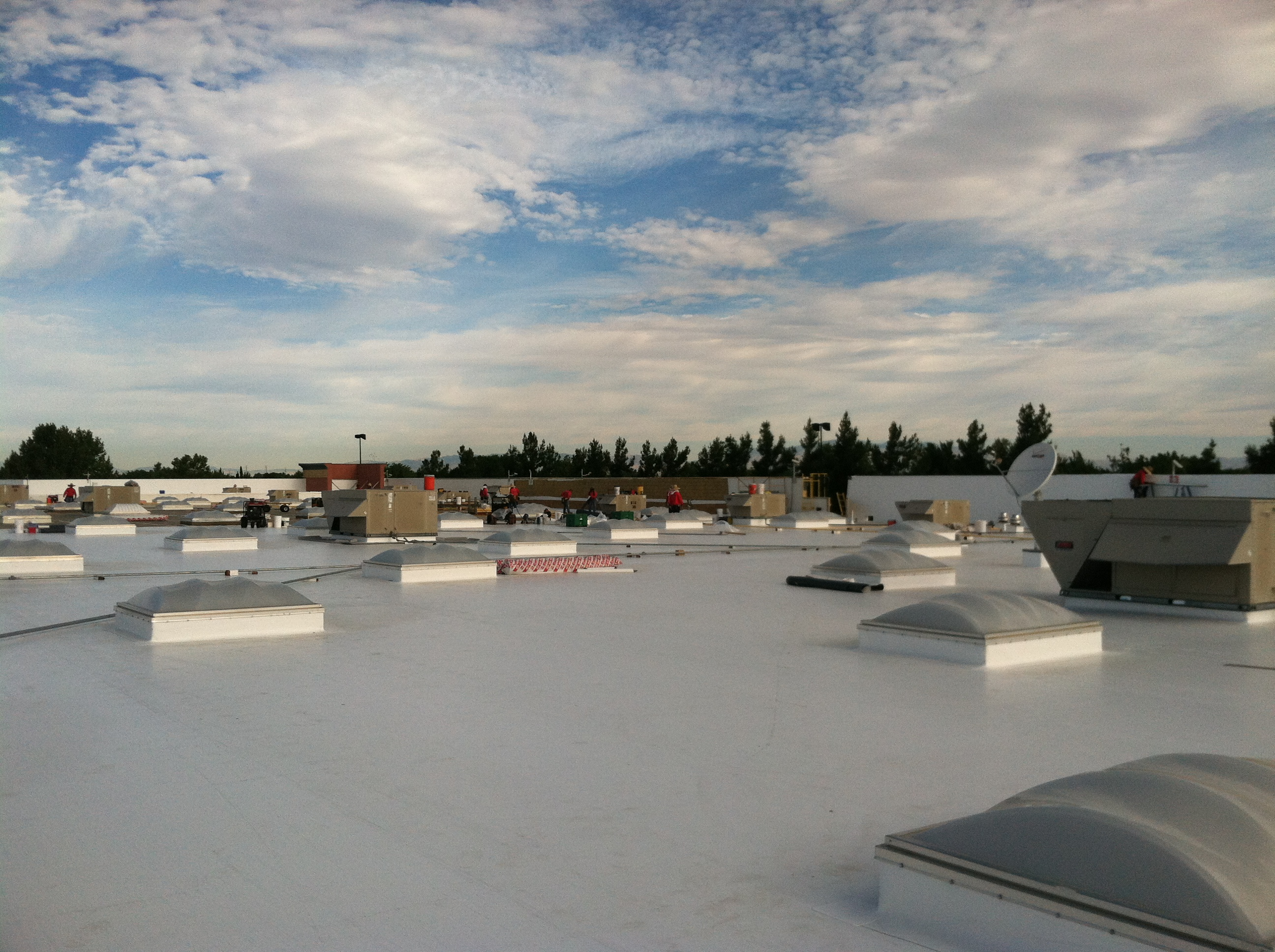 Commercial Roofing Contractor In Southern Ca Another Job